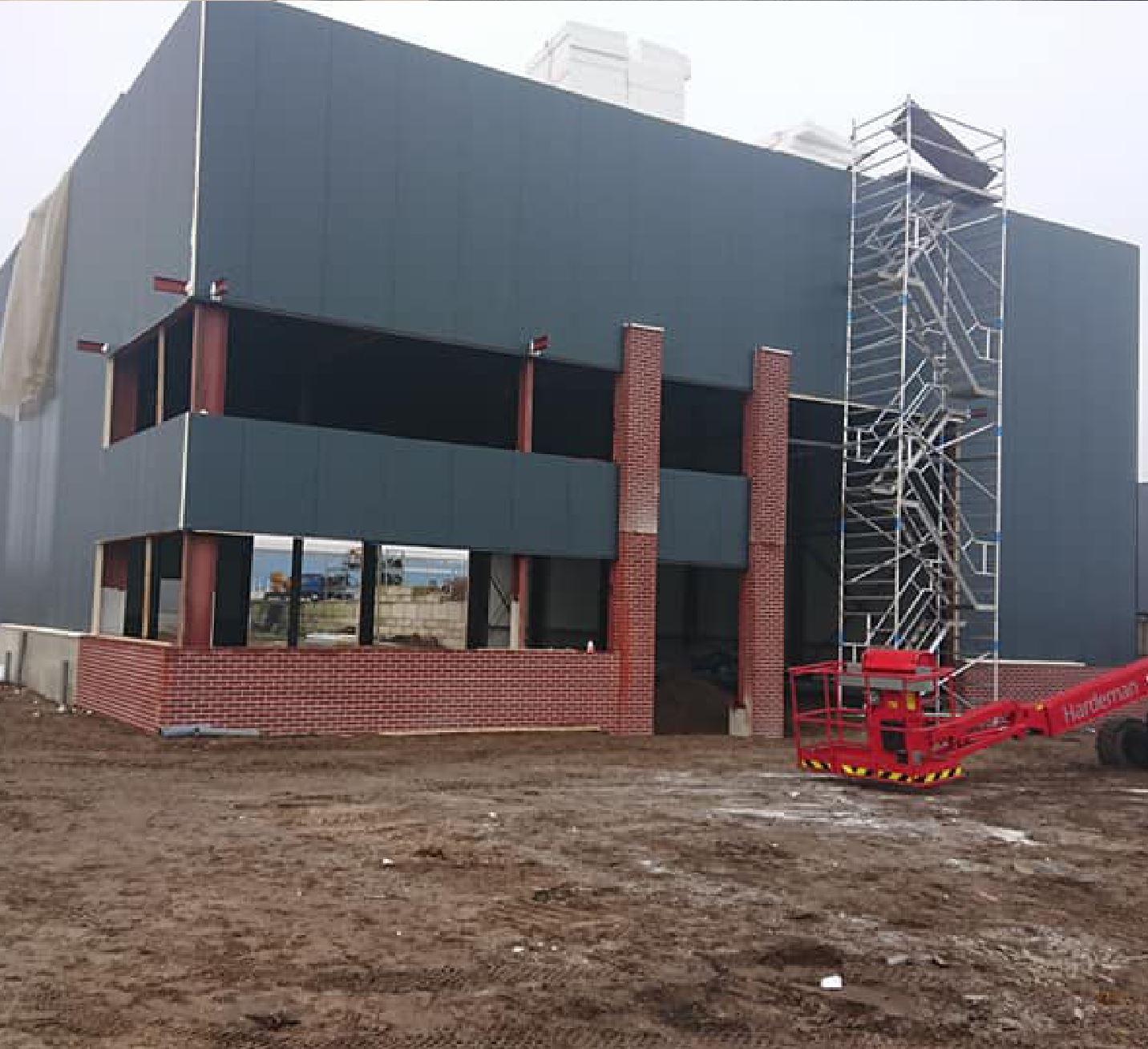 De nieuwbouw is gestart!